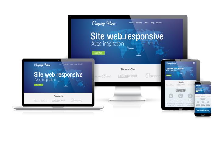 site web à LaSalle